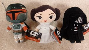 NWT Star Wars Galactic Plushies for Sale in Hubbard, OR