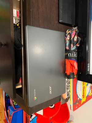 Chrome laptop and air compressor for Sale in Brooklyn, NY