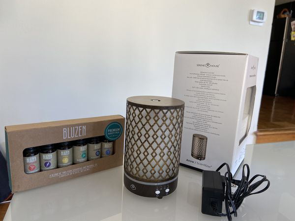 serene house ultrasonic aroma diffuser