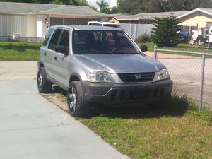 2001 honda crv for Sale in Port Richey, FL