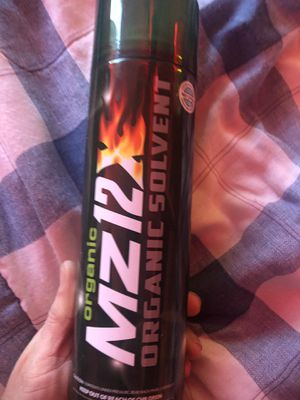 Mz12zx organic butane alternative extraction solvent for Sale in Lodi, CA