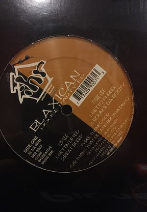 """Blaxican - House Party EP 12"""" Vinyl for Sale in Chicago, IL"""