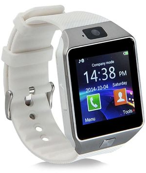 White smart watch with camera for Sale in Nashville, TN