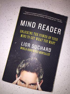 Mind Reader by Lior Suchard for Sale in Tempe, AZ