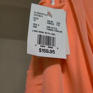 Coral Bridesmaid Dress for Sale in Ansonia, CT