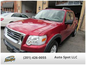 2007 Ford Explorer Sport Trac for Sale in Garfield, NJ