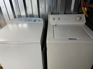 Whirpool washer and Fisher and Paykel dryer for Sale in Harrison, OH