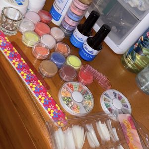 Acrylic Nail Stuff for Sale in San Diego, CA