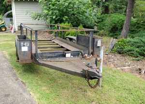 2 axle trailer for Sale in Oregon City, OR