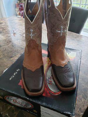 Botas #7 semi nuevas for Sale in Houston, TX