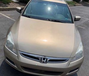 2007 Honda Accord ex for Sale in Washington, DC