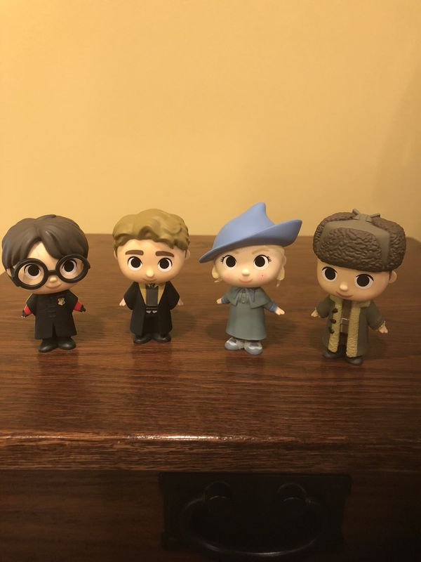 Harry Potter Triwizard Champions Funko Mystery Minis