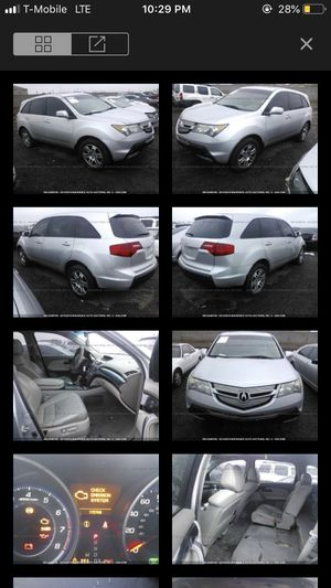 2007 Acura MDX PARTING OUT!!! Parts only!!! for Sale in Phoenix, AZ
