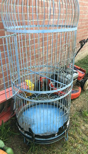 Cage or jaula. For big pets birds for Sale in Katy, TX