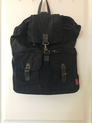 Black Buckle Backpack for Sale in Granite Bay, CA