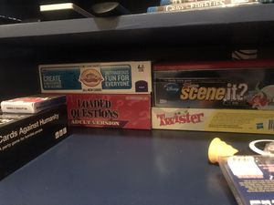 Board games for Sale in Tacoma, WA