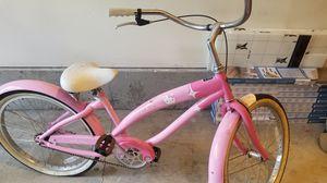 Rare vintage hello kitty cruiser bike! for Sale in Camas, WA