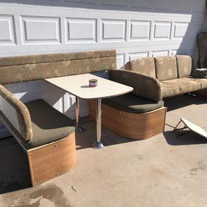 Rv Camper Travel Trailer Furniture for Sale in Chandler, AZ