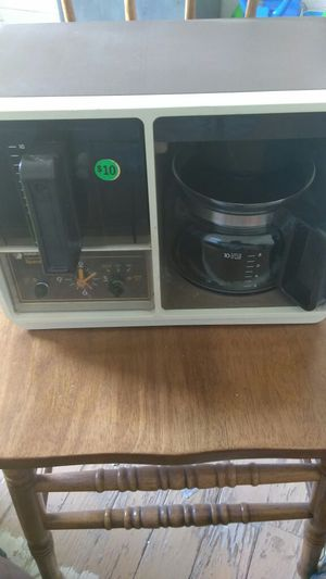 Coffee maker for Sale in East Saint Louis, IL