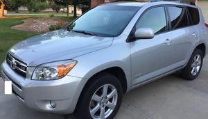 Gorgeous 2007 Toyota RAV4 Clear for Sale in Anchorage, AK