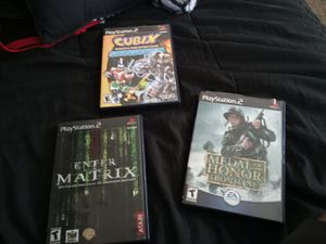 Ps2 games for Sale in Aurora, CO
