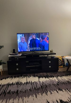 "48"" Samsung TV with TV stand for Sale in Oak Point, TX"