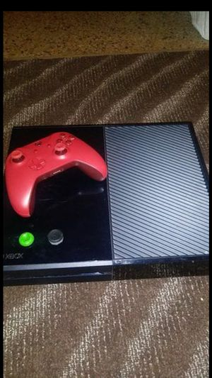 Xbox one 1TB, 84 Games (Digital), A Gaming Monitor. for Sale in Saint Petersburg, FL