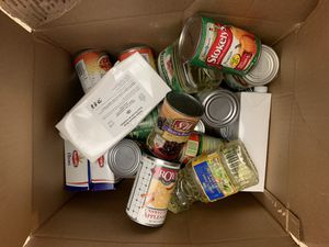 2 boxes full of free food for Sale in Portland, OR
