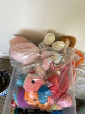 Stuffed animals, $10 for all for Sale in Boca Raton, FL