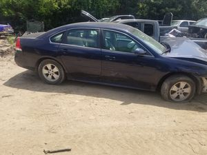 2007 Chevy Impala ***PARTS*** for Sale in Houston, TX
