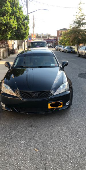 2007 Lexus is250 for Sale in Brooklyn, NY