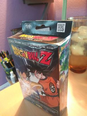 Dragon ball z panini premier decks for Sale in Woodland, CA