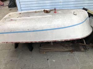 8ft boat w motor for Sale in Long Beach, CA