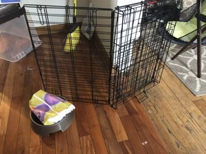 Small dog kennel for Sale in Brooklyn, OH