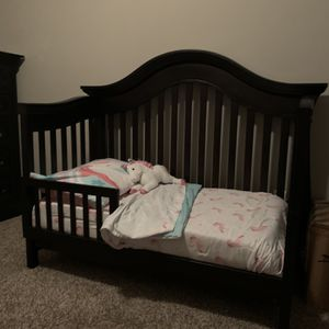 Baby Appleseed Furniture Set- Newborn To Full Size Bed for Sale in Keller, TX