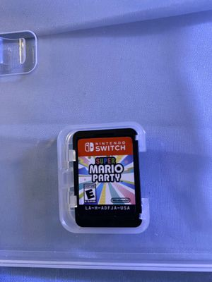 Super Mario party switch for Sale in Long Beach, CA