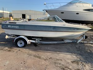 Boat and Trailer for Sale in Forney, TX