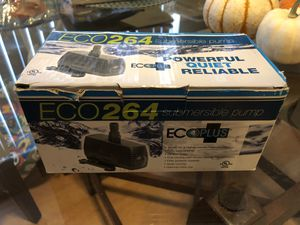 ECO264 Submersible pump/ New in box for Sale in Los Angeles, CA