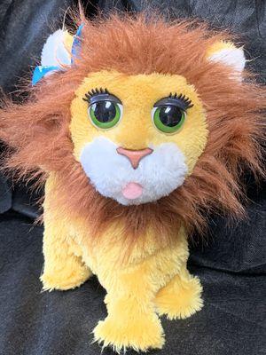 FurReal Friends-Roarin-My Bouncin Lion-Works! for Sale in Olympia, WA