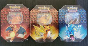 Pokemon Hidden Fate Tin complete set for Sale in Hercules, CA