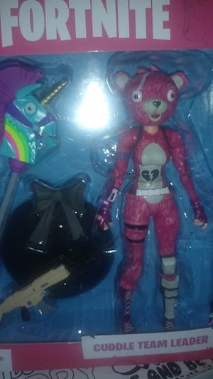Cuddle Team Leader Collectable for Sale in The Bronx, NY