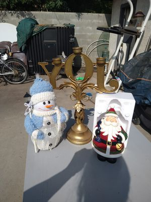 Christmas decoration for Sale in Ontario, CA