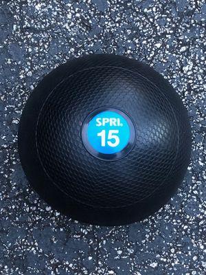 NEW 15 LB. SLAM BALL for Sale in Deerfield Beach, FL