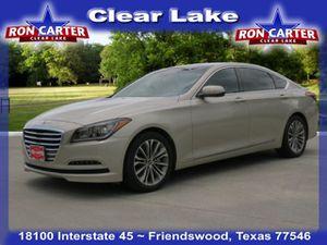 2015 Hyundai Genesis for Sale in Friendswood, TX