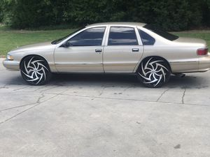 Chevy caprice classic for Sale in Roxboro, NC