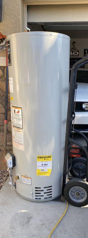 50 gal gas water heater for Sale in Queen Creek, AZ