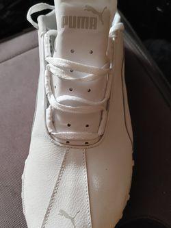 White Pumas LQDCells ~ $50 ~ OBO for Sale in Oklahoma City,  OK