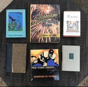 Poem Book Lot $5 for all for Sale in Port St. Lucie, FL