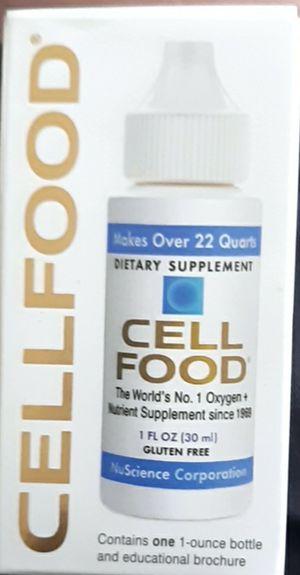 1 Bottles CELLFOOD ORIGINAL 1 FL Oz OXYGEN ENERGY by Lumina Health for Sale in Honolulu, HI