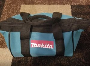 "Makita 12"" Tool Bag for Drills-Drivers for Sale in Syracuse, NY"
